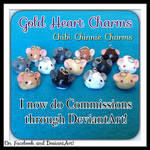 Chibi Chinnie Charms - Commissions now available!