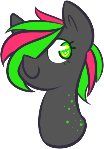 COM: Techno Sprite by favouritefi