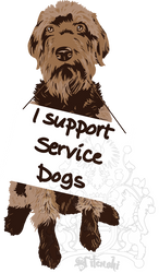 I Support Service Dogs