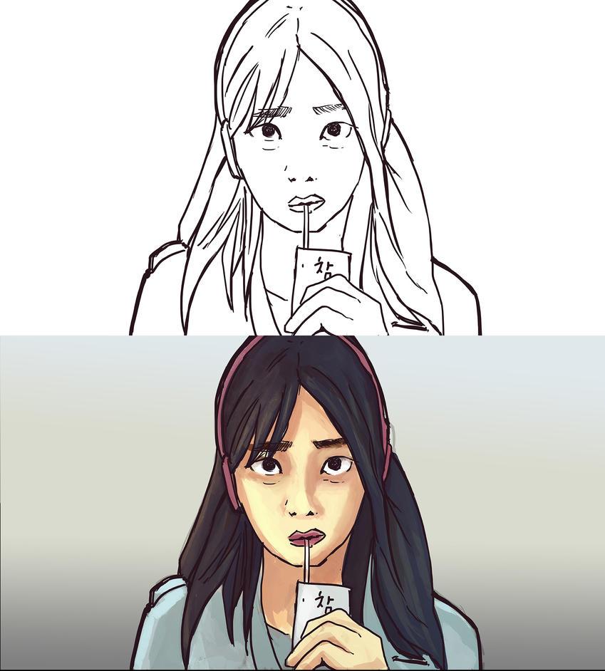 Yuna by tsundere-power