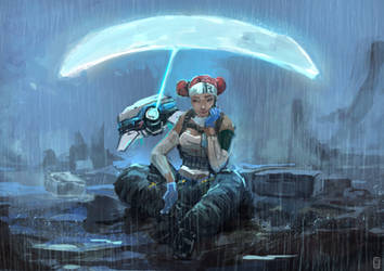 Lifeline by Matias Habert by tsundere-power