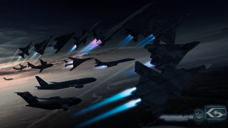 GRDF Aircrafts by RauuruKun