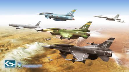 GRDF F-16XF liveries