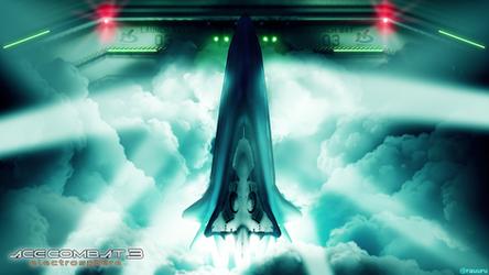 R-352 Lift Off! -ACECOMBAT3- V1.0