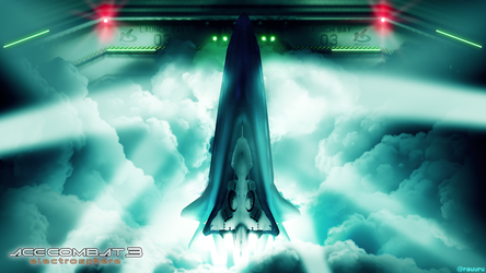 R-352 Lift Off! -ACECOMBAT3- V1.0 by RauuruKun