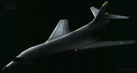 GRDF B-1C Lancer II