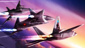 Aurelia Air Force mid-2030 (V.1)