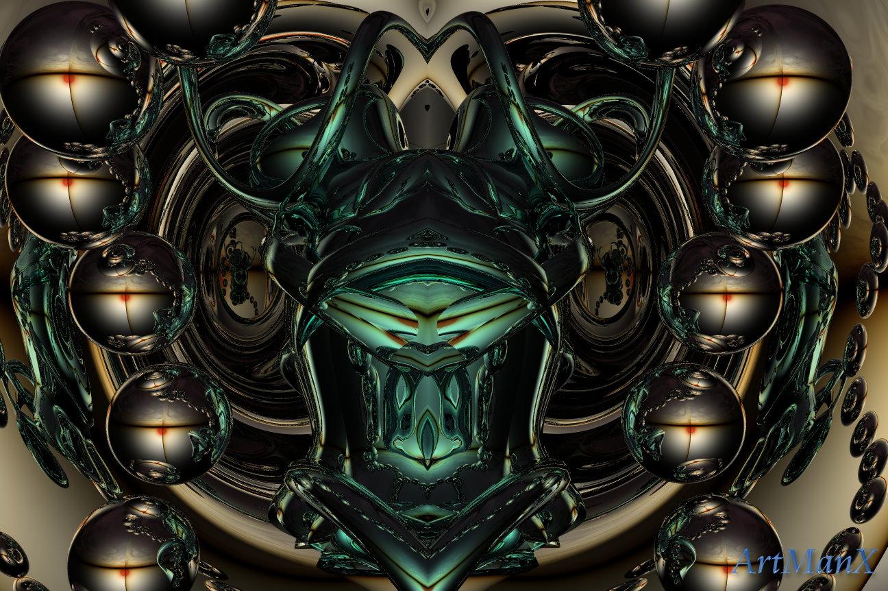B-A by artmanax