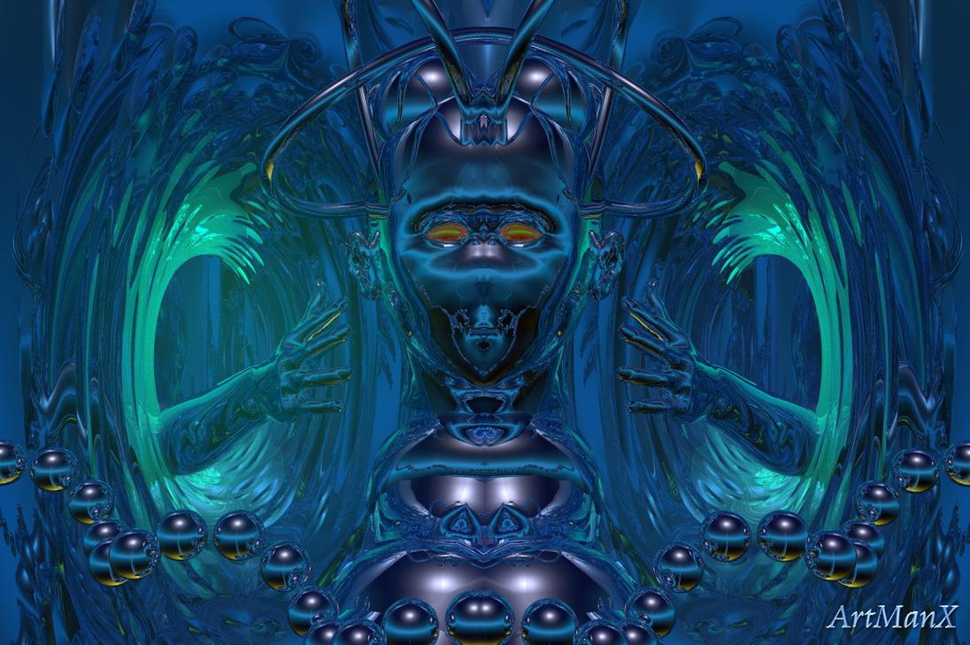 AutoMan by artmanax