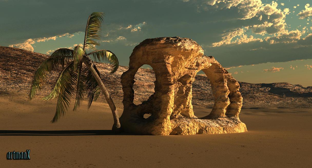 Vue Land by artmanax