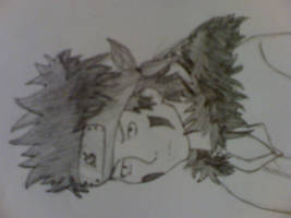 Kiba from naruto first try