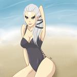Diana - Scorn of the Beach