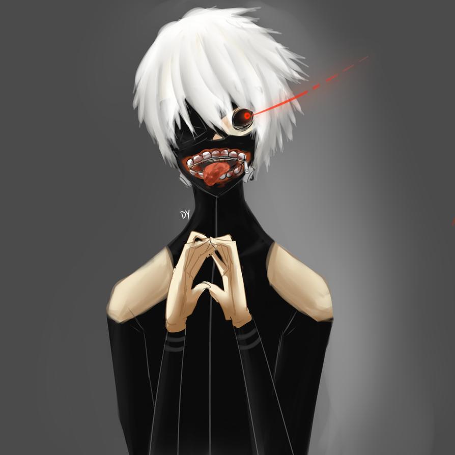Tokyo Ghoul by DexterYam