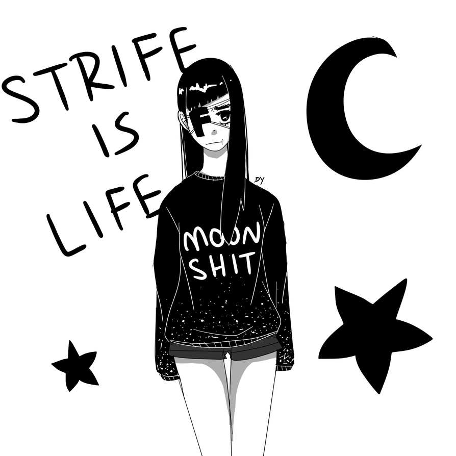 Strife Is Life by DexterYam