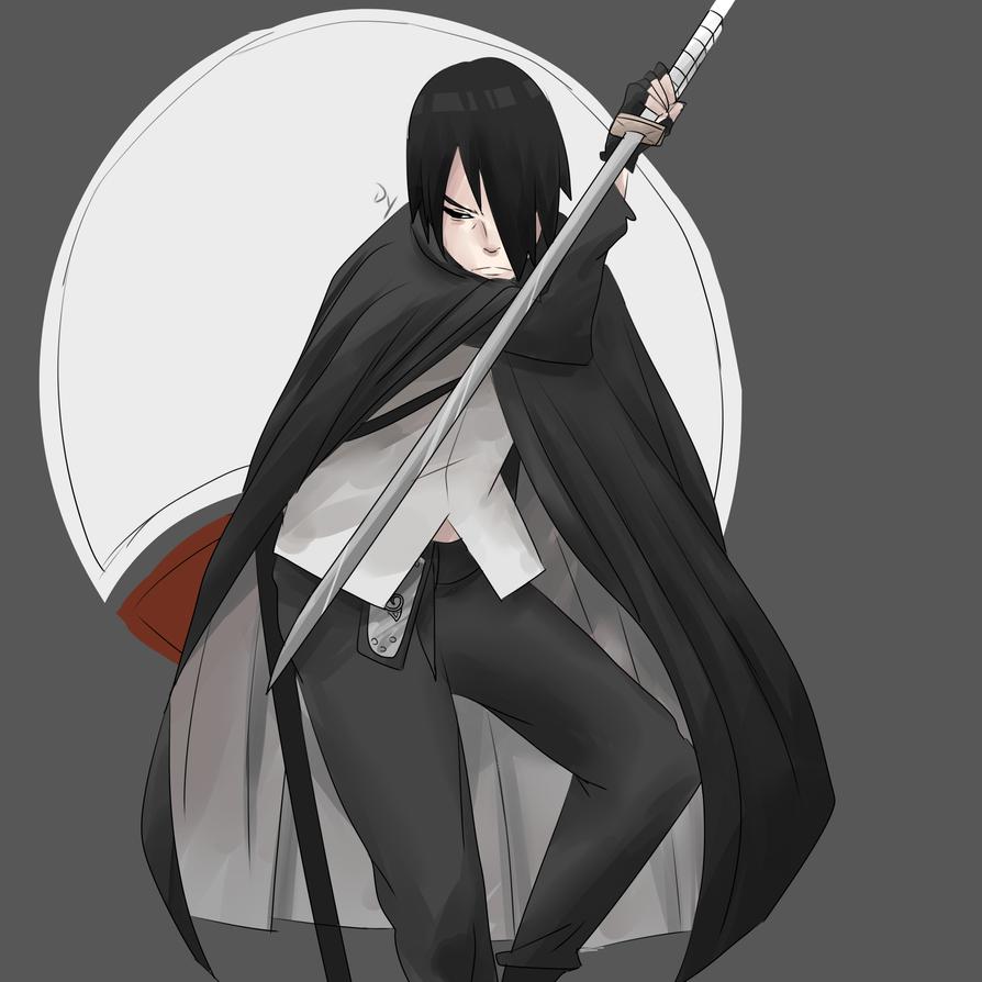 Sasuke Gaiden by DexterYam