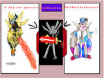 Digimon Fusion by kingnir