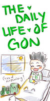 HxH- The Daily Life of Gon