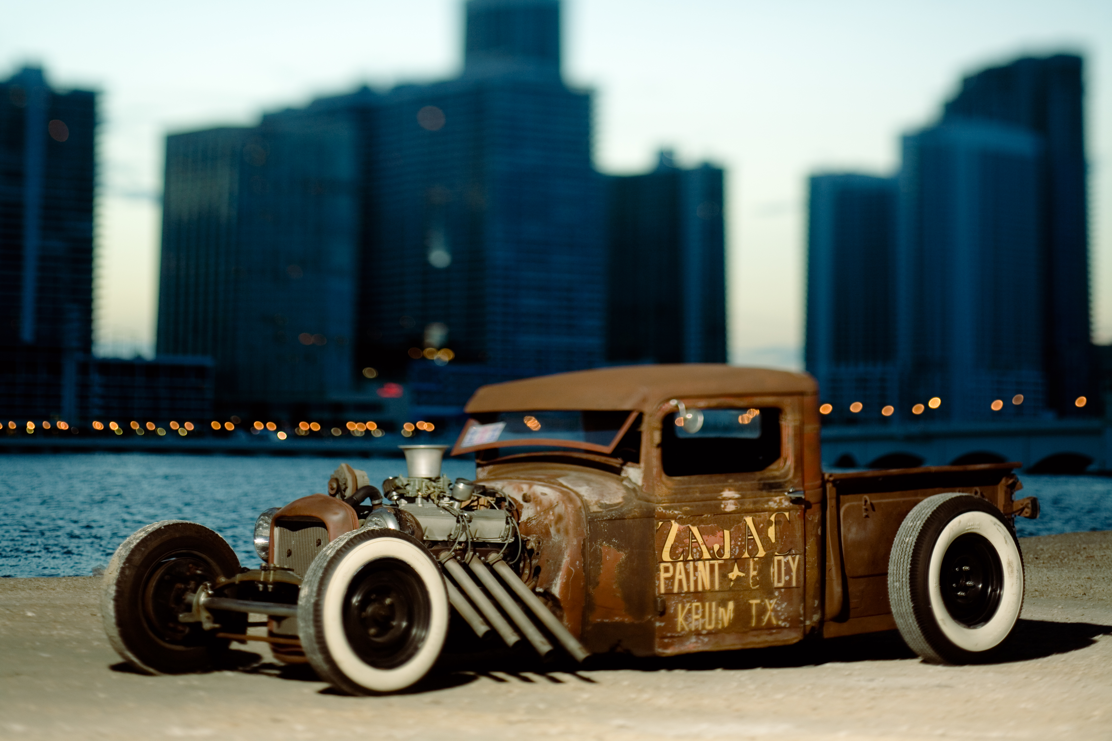 rat rods tacoma world. Black Bedroom Furniture Sets. Home Design Ideas