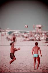 beach volleyball by sporto