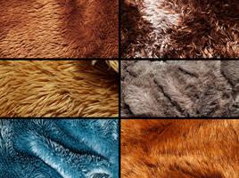 Hi-Res Textures: Stuffed Fur by jrumans