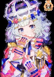 Winter Princess [Render #26] by DeSquishyFish