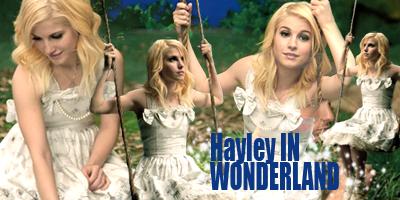 HayleyInWonderland by AngeLiCiOuZz