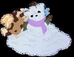 Chunky Snowman
