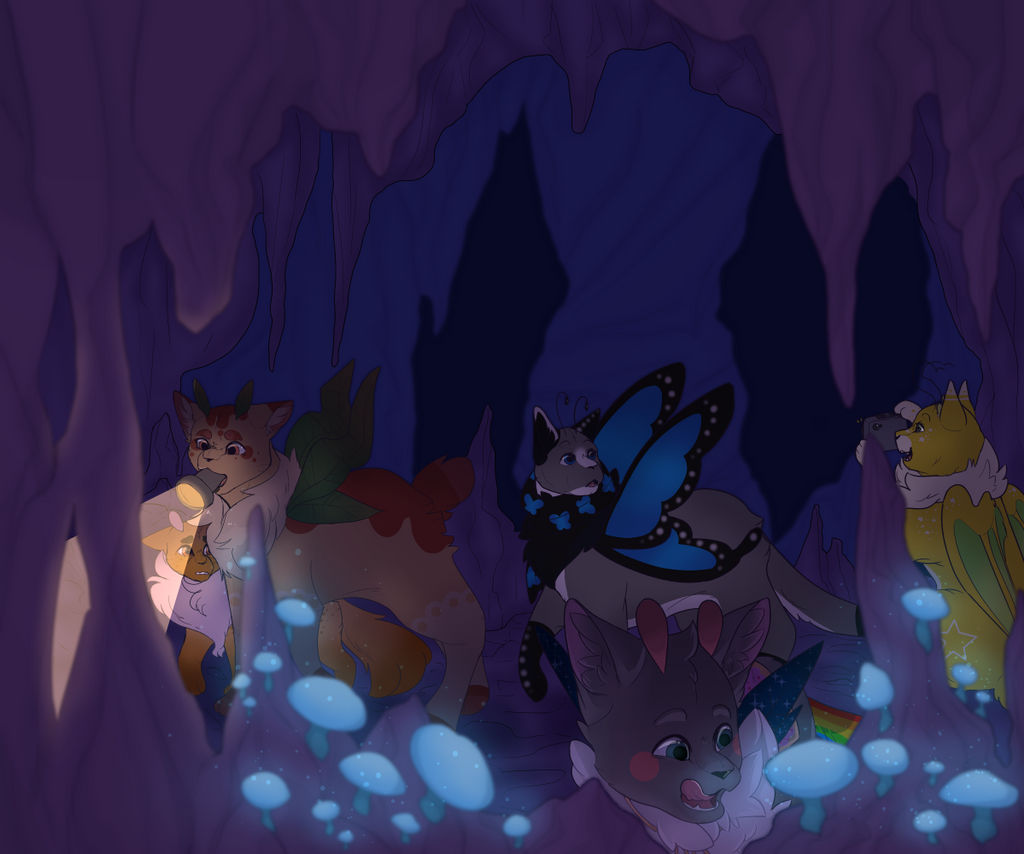 (RtR) Adventure Club in The Ominously Spooky Cave