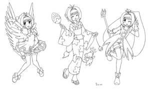 COM - 20 Years of Cardcaptor Sakura by shoxxe