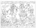 COM - Underwater Cardcaptor Queens