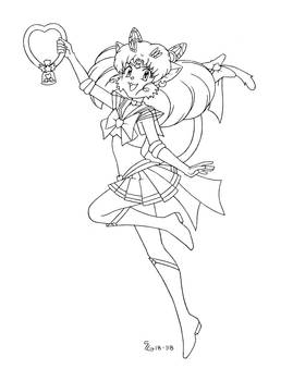 Aarie Cosplay Tour - Super Sailor Chibimoon
