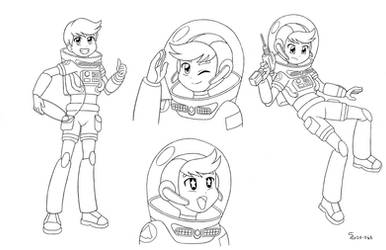 COM - Geoffrey Spacesuit Concept Sheet