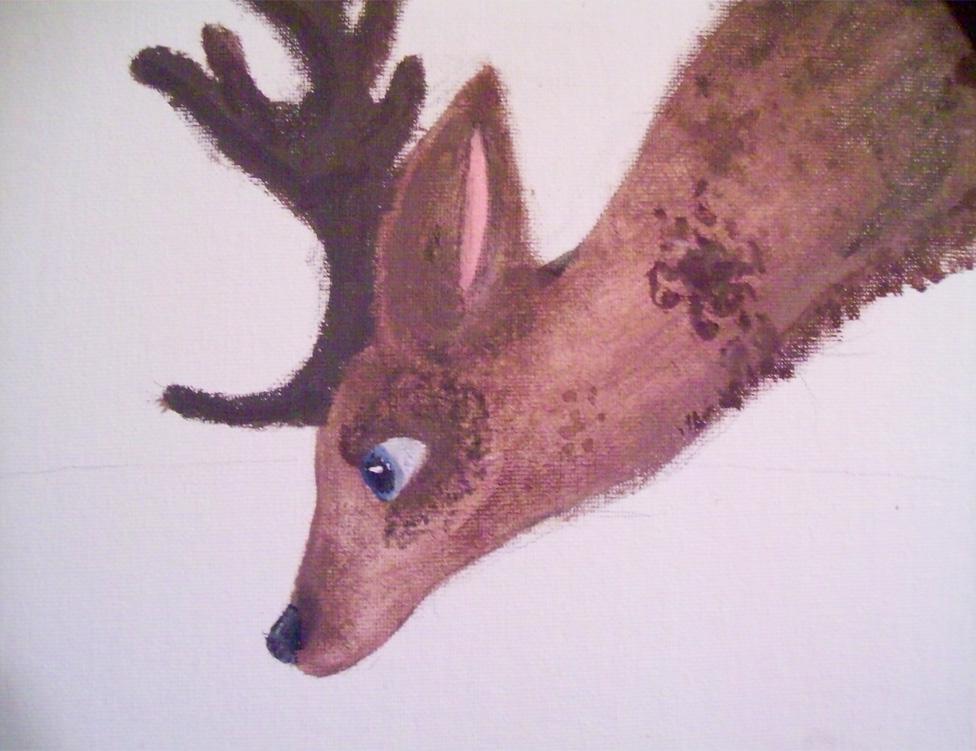 Dat Deer Doe by Super-Chey