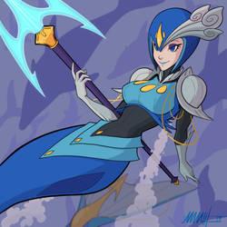 Splashwoman