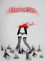 Freedom Set by HyuugaMhil