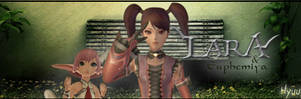 Aika Online Lara Sign by HyuugaMhil