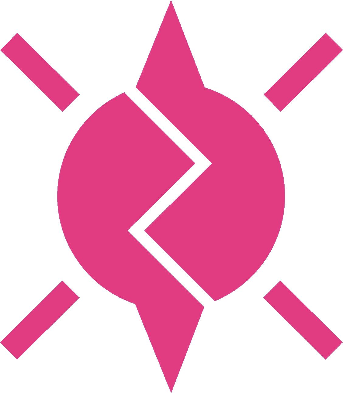 Metroid - Samus Aran Hand Symbol by HyuugaMhil