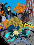 Fantastic Four To Battle