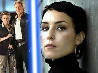 Solos - Jaina, Han and Leia by multificionado