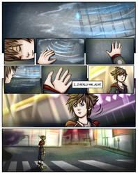 Kingdom Hearts Ultimate Dissidia Marvel ch1page15