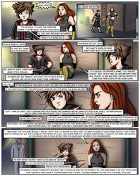 Kingdom Hearts Ultimate Dissidia Marvel ch1Page18