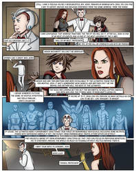 Kingdom Hearts Ultimate Dissidia Marvel ch1page20