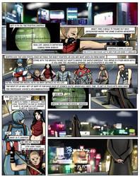 Kingdom Hearts Ultimate Dissidia Marvel ch1page21