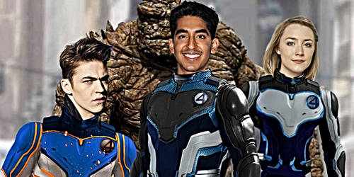 Fantastic Four Fancast