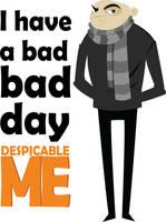 Despicable ME by Lain444