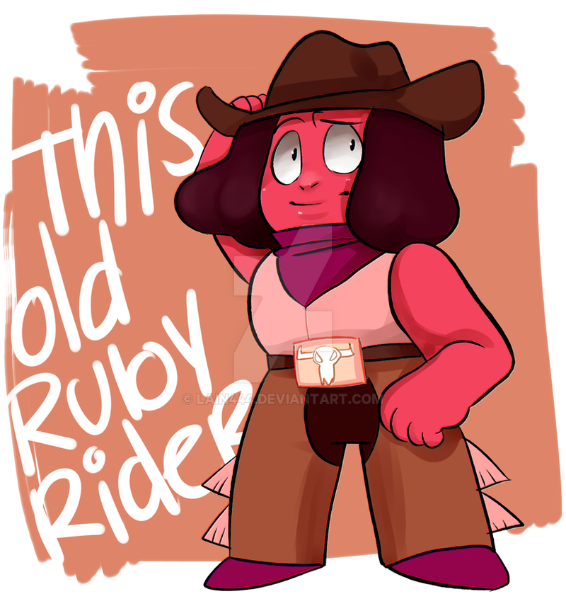 Ruby Rider by Lain444