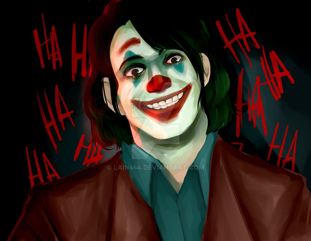 Joker by Lain444