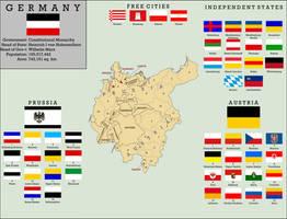 The German Empire, 1930 (Heil Dir im Siegerkranz) by ThePrussianRussian