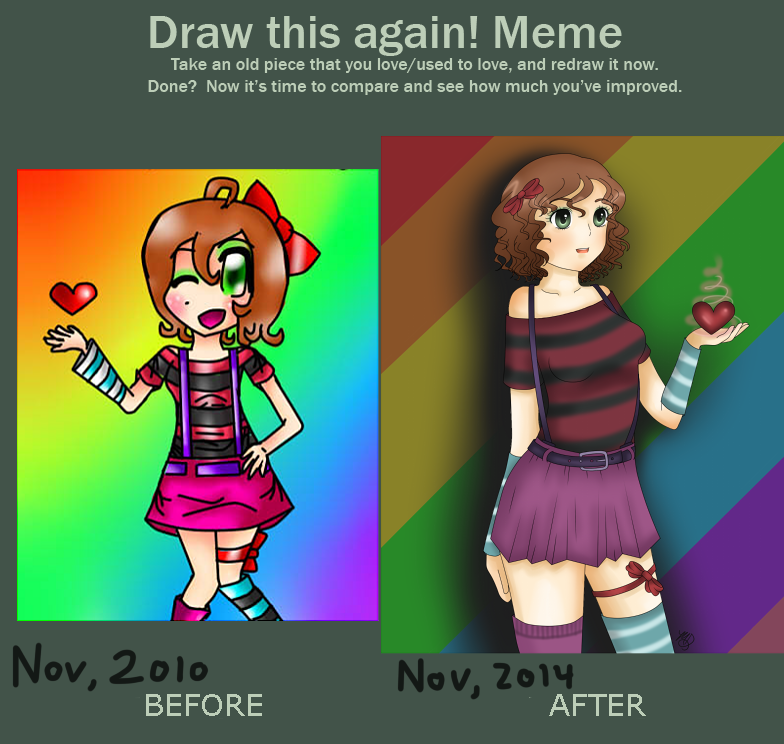 Draw this again MEME by AngelNightmare1441