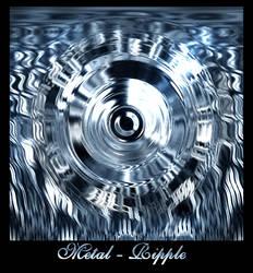 Metal - Ripple by Silverhyren